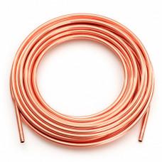 Мідна кондиціонерна трубка 12,7 мм (1/2') 1 метр